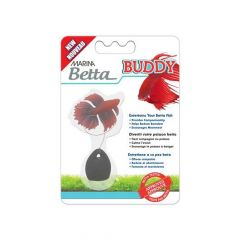 Small image for Marina Betta Buddy Fish Toy - Red