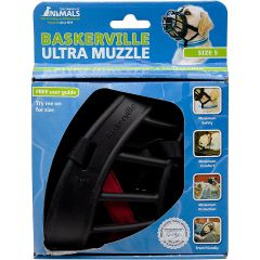 Small image for Company of Animals Baskerville Ultra Muzzle Size 6