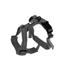 Le Chien Blanc - Adjustable Harness CHARLIE (Grey / S)