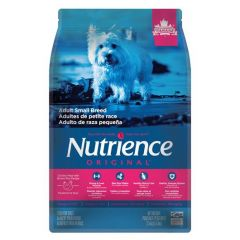 Small image for Nutrience Original Adult Small Breed - Chicken Meal with Brown Rice Recipe - 2.5 kg (5.5 lbs)
