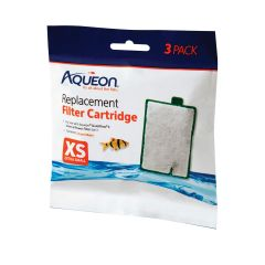 Replacement Filter Cartridge - X-Small - 3 pk