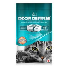 Small image for Cat Love Odor Defense Unscented Premium Clumping Cat Litter - 12 kg (26.5 lb)