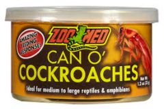 Petite image pour Zoo Med Can O'Cockroaches - 1.2 oz