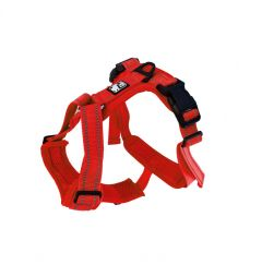 Le Chien Blanc -  Adjustable Harness CHARLIE (Red / L)