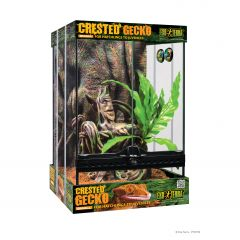 Small image for Exo Terra Crested Gecko Habitat Kit - Small -  30 x 30 x 45