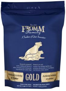 Large Image for Fromm - Dry Dog Food, Gold Senior \ 5 lb