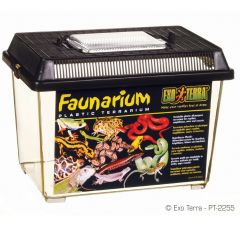 Small image for Exo Terra Faunarium - 230 x 155 x 170mm, 9in x 6in x 6 1/2in