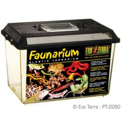 Small image for Exo Terra Faunarium - 300 x 195 x 205mm, 12in x 7 1/2in x 8in