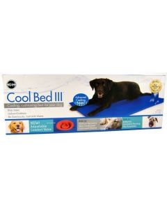 Petite image pour K&H \ COOL BED III \ Blue \ Large 32 x 44