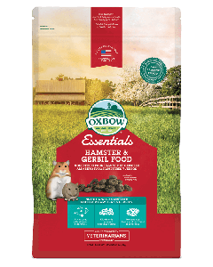 Grande image pour Oxbow - Essentials - Hamster & Gerbille 15lbs