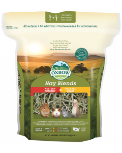 Grande image pour OXBOW \ Hay Blends \ Timothy/Orchard 40oz