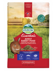 Grande image pour Oxbow \ Essentials \ Nourriture pour Lapin Adulte 25lbs