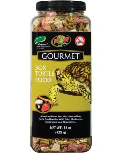 Petite image pour Zoo Med Gourmet Box Tortue alimentaire 425 g (15 oz)