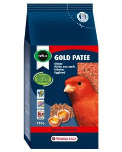 Grande image pour Orlux Gold Patee Canaris  Rouge (250g)