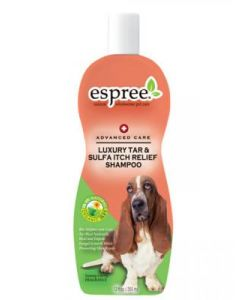 Petite image pour Espree \ Luxury Tar & Sulfa Itch Relief \ Shampooing pour Chiens 12oz