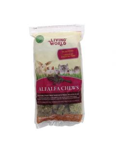 Grande image pour Régals Alfalfa Chews Living World, 454 g (16 oz)