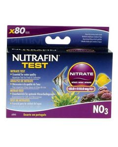Petite image pour Trousse d'analyse du nitrate (0,0-110,0) Nutrafin