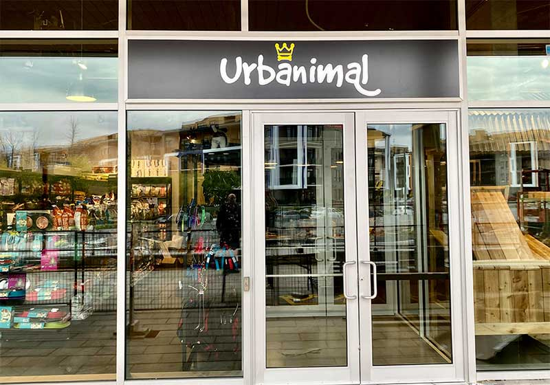 Image showing the exterior of Urbanimal Pet Store